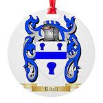 Ridall Round Ornament