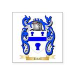 Ridall Square Sticker 3