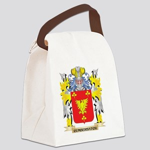 Cumberbatch Coat of Arms - Family Canvas Lunch Bag