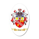 Rico 20x12 Oval Wall Decal