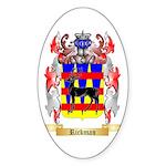 Rickman Sticker (Oval 10 pk)