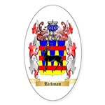 Rickman Sticker (Oval 50 pk)