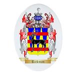 Rickman Oval Ornament