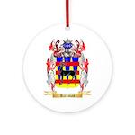 Rickman Round Ornament