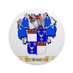Rickey Round Ornament