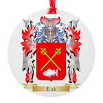 Rick Round Ornament