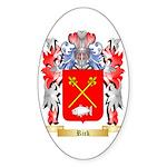 Rick Sticker (Oval 50 pk)