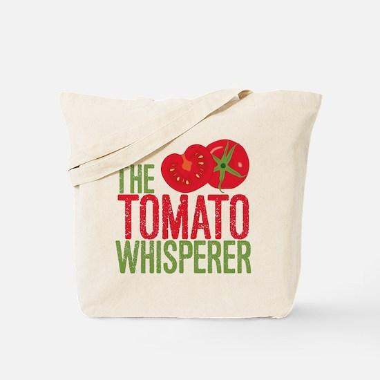 The Tomato Whisperer Tote Bag