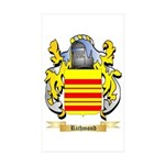Richmond Sticker (Rectangle 10 pk)
