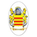 Richmond Sticker (Oval 50 pk)