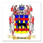 Richman Square Car Magnet 3