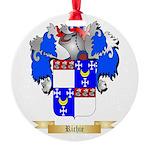 Richie Round Ornament