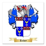 Richey Square Car Magnet 3