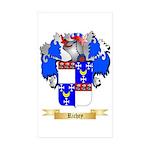 Richey Sticker (Rectangle 50 pk)