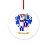 Richey Round Ornament