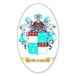 Richens Sticker (Oval 50 pk)