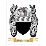 Richardson Small Poster