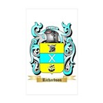 Richardson 2 Sticker (Rectangle 10 pk)