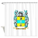 Richardson 2 Shower Curtain