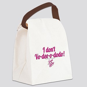 Laverne and Shirley Quote Canvas Lunch Bag