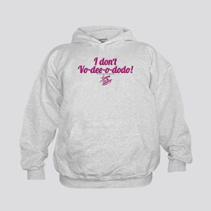 Laverne and Shirley Quote Kids Hoodie