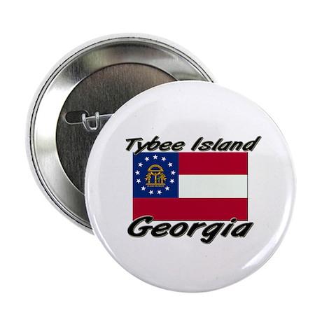 Tybee Island Georgia Button