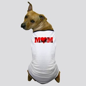 Swimming Mom Dog T-Shirt