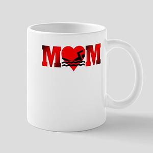 Swimming Mom Mugs