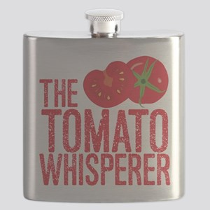 The Tomato Whisperer Flask