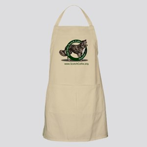 Scotch Collie Logo Apron