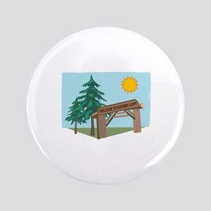 Welcome Summer Camp Button