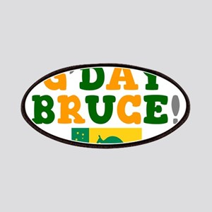 G'DAY BRUCE - AUSTRALIA! Patch