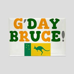 G'DAY BRUCE - AUSTRALIA! Magnets
