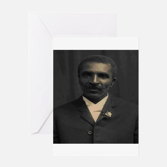 George Washington Carver Greeting Cards