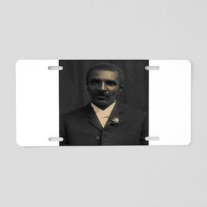 George Washington Carver Aluminum License Plate