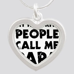 My Favorite People Call Me Papa Necklaces