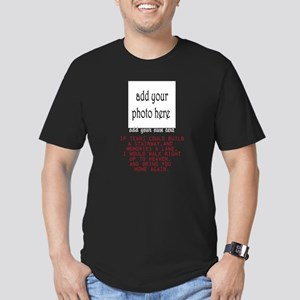 In memory of Personalize T-Shirt