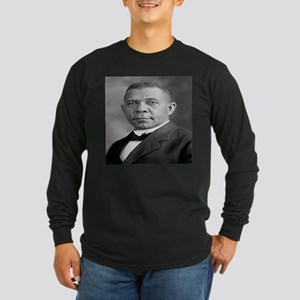 Booker T Washington Long Sleeve T-Shirt