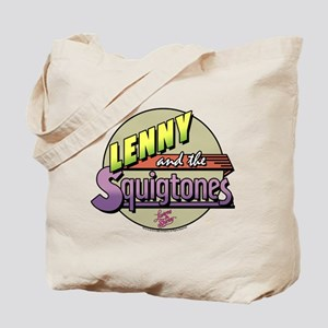 Lenny and The Squigtones Tote Bag