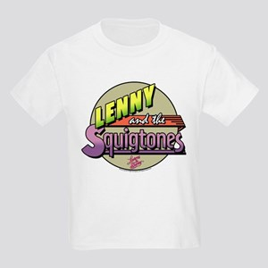 Lenny and The Squigtones Kids Light T-Shirt