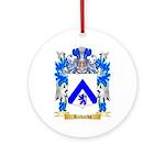 Richards Round Ornament