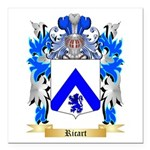 Ricart Square Car Magnet 3