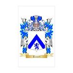 Ricart Sticker (Rectangle 10 pk)