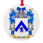 Ricards Round Ornament