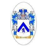 Ricards Sticker (Oval)