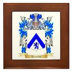 Ricards Framed Tile