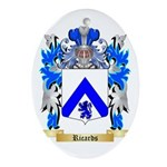 Ricards Oval Ornament