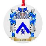 Ricard Round Ornament