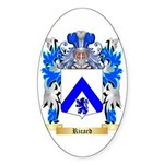 Ricard Sticker (Oval 10 pk)