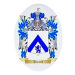 Ricard Oval Ornament